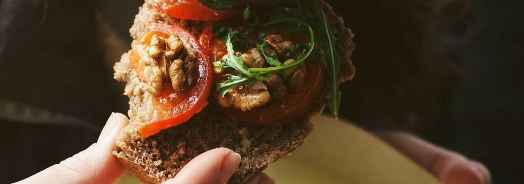 פרוסה מהירה: לארוחה קלה באמצע היום
