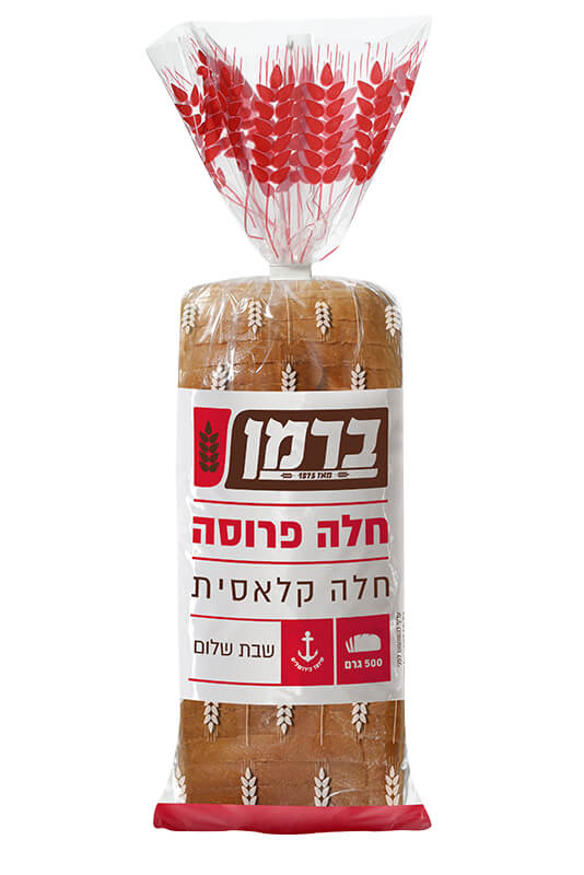 Product picture of Sliced Challah Bread - Berman
