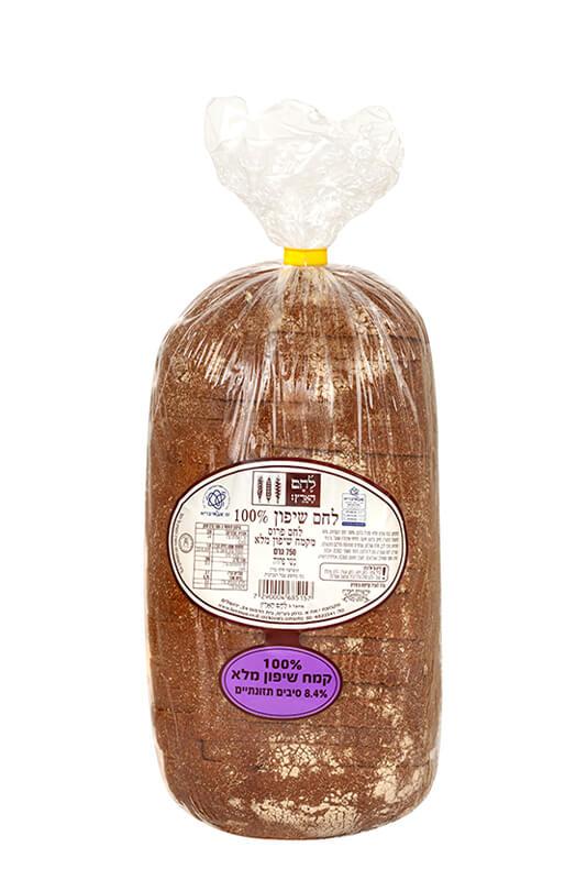 תמונת מוצר של לחם שיפון 100%