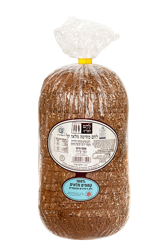 תמונת מוצר של לחם מחיטה מלאה קל