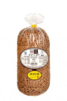 תמונת מוצר של לחם 5 דגנים