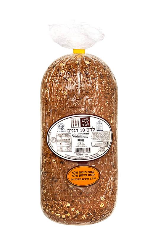תמונת מוצר של לחם 10 דגנים