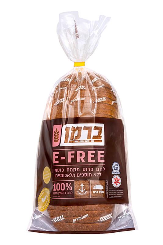 תמונת מוצר של לחם מחמצת מקמח כוסמין - E FREE
