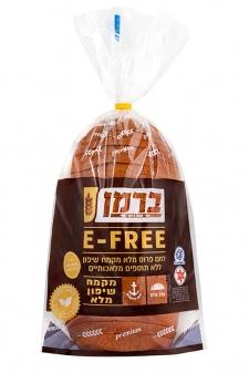 תמונת מוצר של לחם מחמצת מקמח שיפון מלא – E FREE