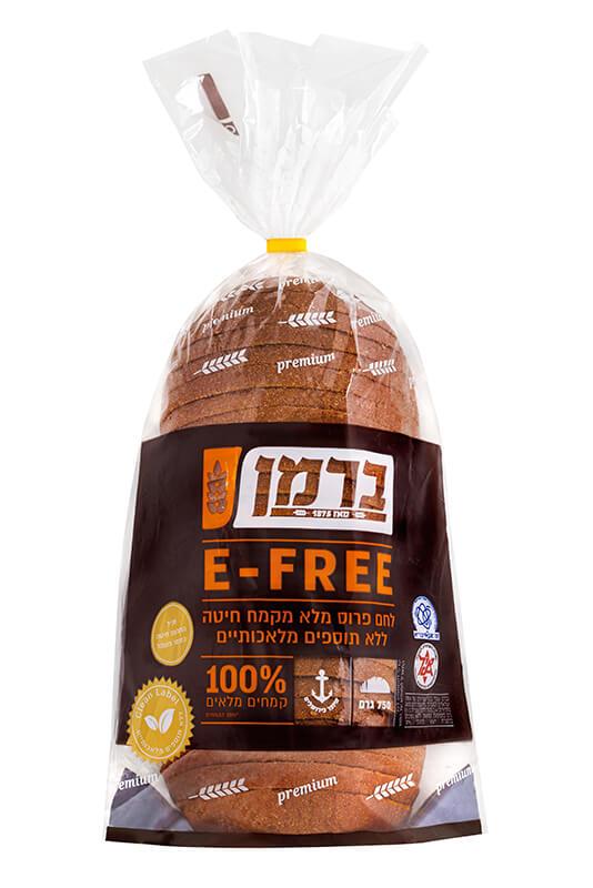 תמונת מוצר של לחם מחמצת מקמח חיטה - E FREE