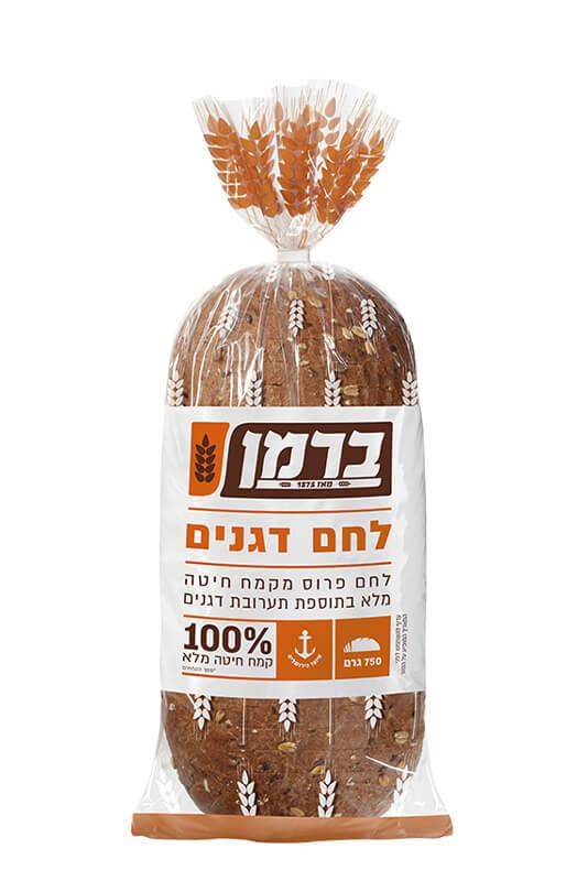 תמונת מוצר של לחם דגנים