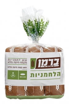 Product picture of Whole Wheat Rolls