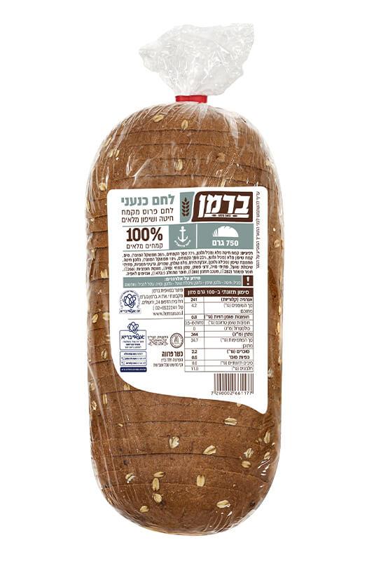 תמונת מוצר של לחם כנעני