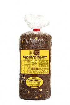תמונת מוצר של לחם 100% שיבולת שועל
